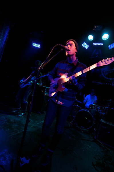 Wild Nothing @ Santos Party House