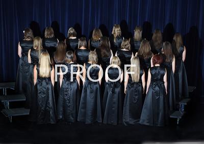 CSHS Choir 2012