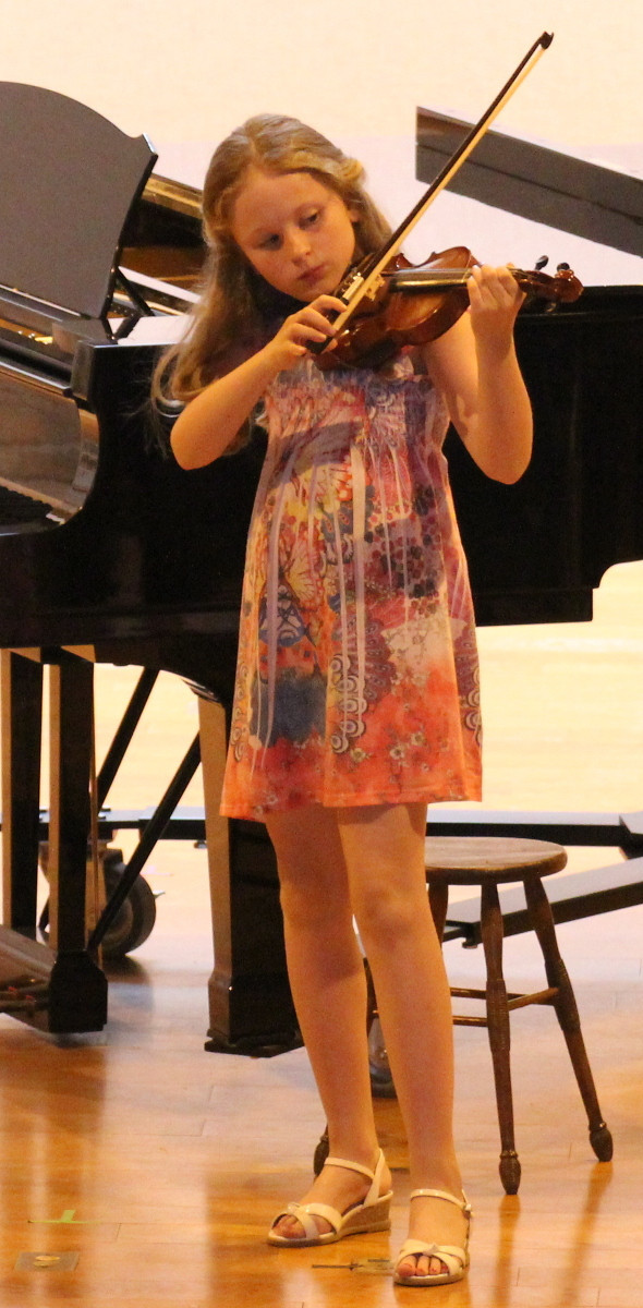 Campanile Center Recital