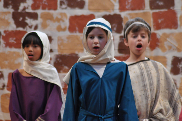Childrens Cantata 2012