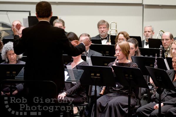 Capital Region Wind Ensemble 3/25/12