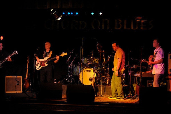 Chord on Blue in St Charles