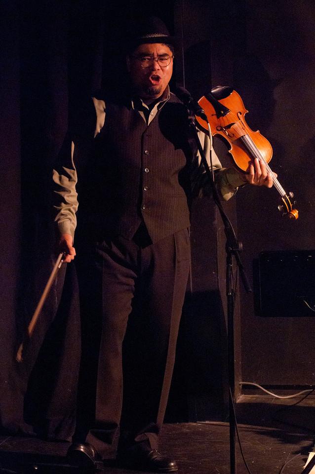 Benito Cortez, Climate Theatre
