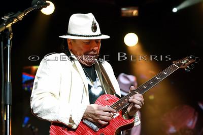 Carlos Santana 2017