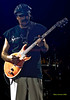 Carlos Santana peforming atThe Borgota Hotel Atlantic City New Jersey,  23, 2006 with Los Lonely Boys and Salavatore Santana