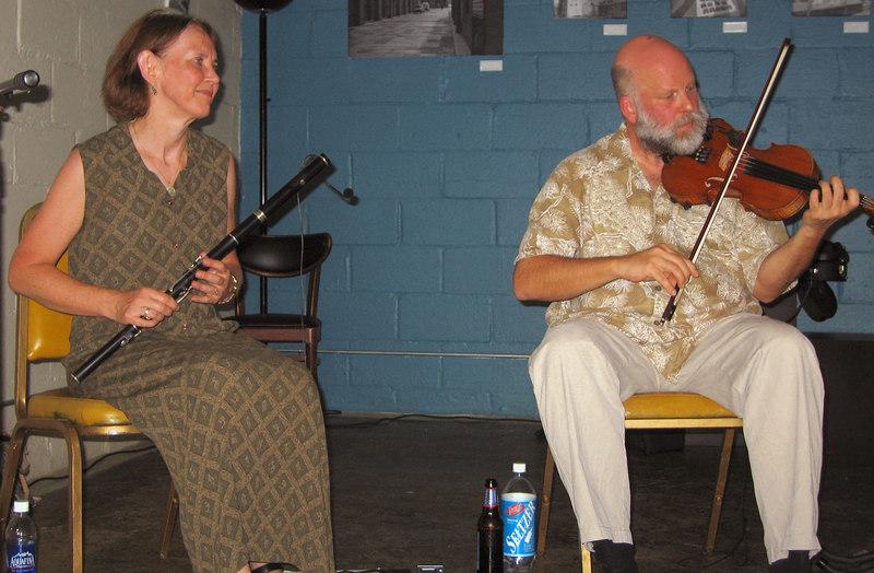 Kylebrack - Alison Arnold and Paul Flackler