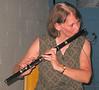 Kylebrack - Alison Arnold on wooden flute