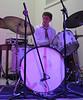 The Pulsar Triyo - Eric Bishop on drums