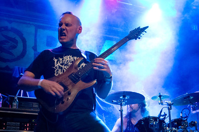 Cattle Decapitation, 12/9/2012, DNA Lounge, San Francisco