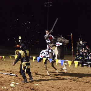 KVMR Celtic Festival 2017, Imperial Knights Royal Tournament-14