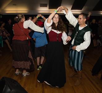 Friday Night Ceiladh, KVMR Celtic Festival 2018