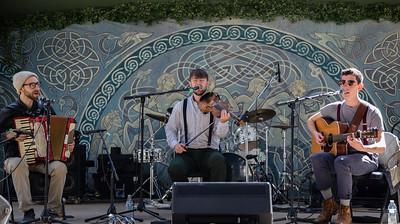 KVMR Celtic Festival, Galen Fraser Trio-4648