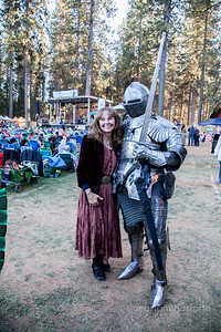 A Shining Knight - Celtic Festival 2016-2