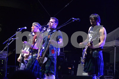 The Real McKenzies 20 September 2014 Part 2