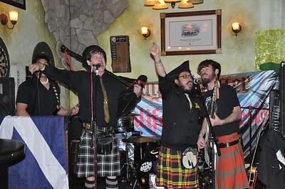 The California Celts at Killarney's, Temecula CA 22 January 2011