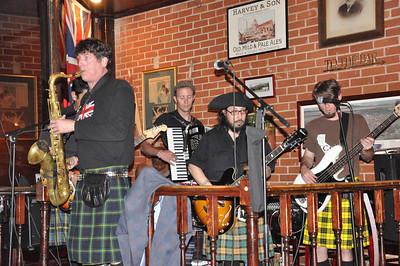 The California Celts at the Royal Falconer, Redlands CA 12 April 2011