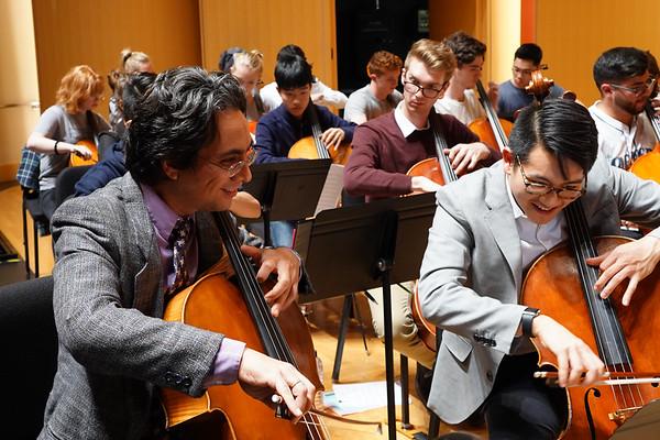 Central Cello Celebration 2018