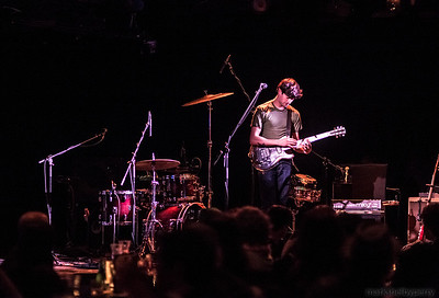 Ceramic Dog at le Poisson Rouge, May 2013