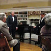 David Eggers, tenor and Richard Weidlich, baritone - singing Lily's Eyes from The Secret Garden