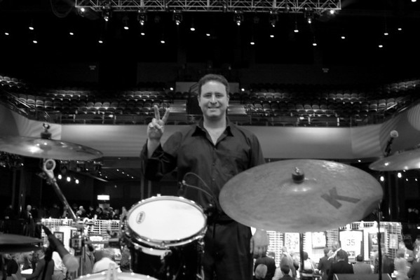 Charles Stuart - Drums