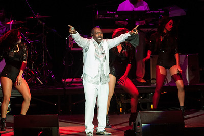 A Mother's Day Celebration with Charlie Wilson, Johnny Gill & Demetria McKinney @ Bojangles Arena 5-14-17 by Jon Strayhorn