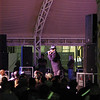 Charlie Wilson and the Gap Band performed at Camp Arifjan