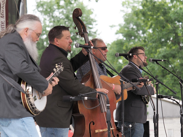 The Edgar Loudermilk Band