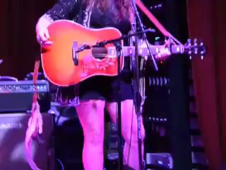 VIDEO: 2013 Charlotte Music Awards Women of Rock Showcase - Lily Tallent 1 - @ The Saloon in NC Music Factory on October 31, 2013. Like A Hurricane  and  Run Away