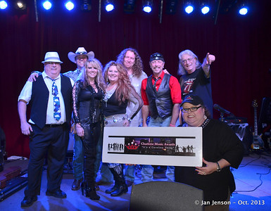 Michelle Leigh Music - winners of the 2013 CMA Women of Rock Showcase at The Saloon NC Music Factory in Charlotte, NC
