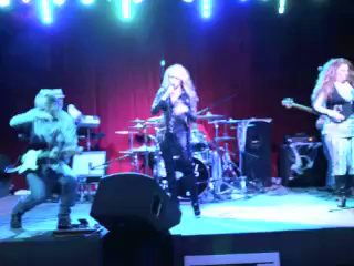 "VIDEO:  2013 Women of Rock - Michelle Leigh - ""Blood Water"" - an original song she wrote in one night...!"