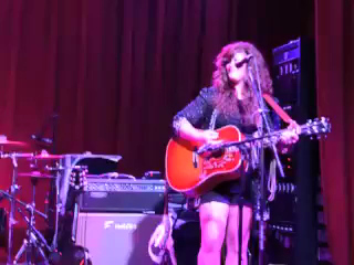 "VIDEO: 2013 Charlotte Music Awards Women of Rock Showcase - Lily Tallent 2 - ""Lyin'"" - @ The Saloon in NC Music Factory on October 31, 2013."