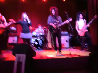 "VIDEO: 2013 Charlotte Music Awards Women of Rock Showcase - Butterfly Corpse - ""Social Lies"" @ The Saloon in NC Music Factory on October 31, 2013."