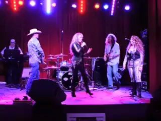 "VIDEO: 2013 Women of Rock - Michelle Leigh - ""Devil Music"" @ The Saloon in NC Music Factory on October 31, 2013"