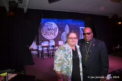 Terry Gage & Rev. Bill Minson