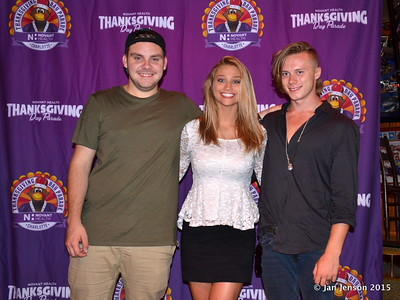 Tiffany Ashton Band - winners of the 2015 CMA Singer-Songwriter Showcase
