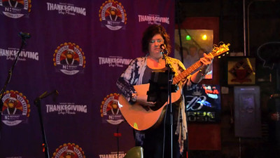 VIDEO:  Marie Calabro @ 2015 CMA Singer-Songwriter
