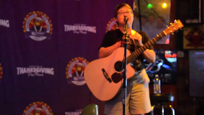 VIDEO:  P.J. Brunson @ 2015 CMA Singer-Songwriter