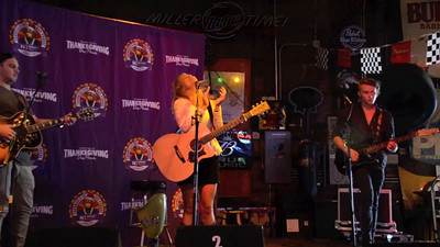 VIDEO:  Tiffany Ashton @ 2015 CMA Singer-Songwriter