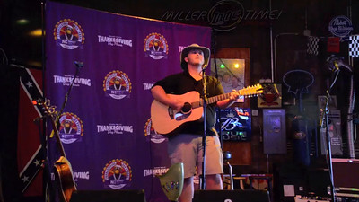 VIDEO:  Kyle Forman @ 2015 CMA Singer-Songwriter