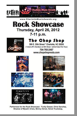 CMA 2012 Rock Showcase
