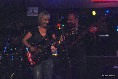 """Mary Selvidge Band.  Winners of the CMA Women in Country Showcase! Mary Selvidge - vocals, guitar Lars """"Egon"""" Hartmann - drums Mike Perez - bass Jay Manley - lead guitar www.maryselvidge.com  and www.maryselvidgeband.com"""