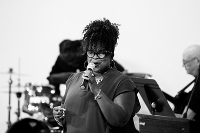 Charlotte Chapter of Charms INC Presents Gospel Meets Jazz It's All About Her 6-22-19 by Jon Strayhorn