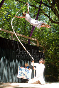 'Being for the Benefit of Mr. Kite' performed by Nancy Wood, Gustav Verdouw, Simon Waddell, Quint Ehley, Roger Fountain, with Islando Bocock and Ukoiyah Mastin of Dream Science Circus.