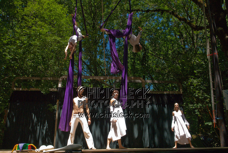 'Clouds Pass By' performed by Nancy Wood, Paul Safar, Nick Cavanaugh, Heidi Nelson, and Allegra Carlson, with Islando Bocock and Ukoiyah Mastin of Dream Science Circus