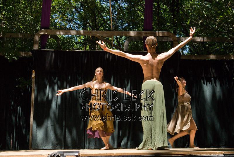 'Grozki Rose' performed by Agnieszka Laska Dancers (Nick Cavanaugh, Allegra Carlson, Heidi Nelson). Music by Nancy Wood, Paul Safar, Ben Farrell, and Walter Bender.