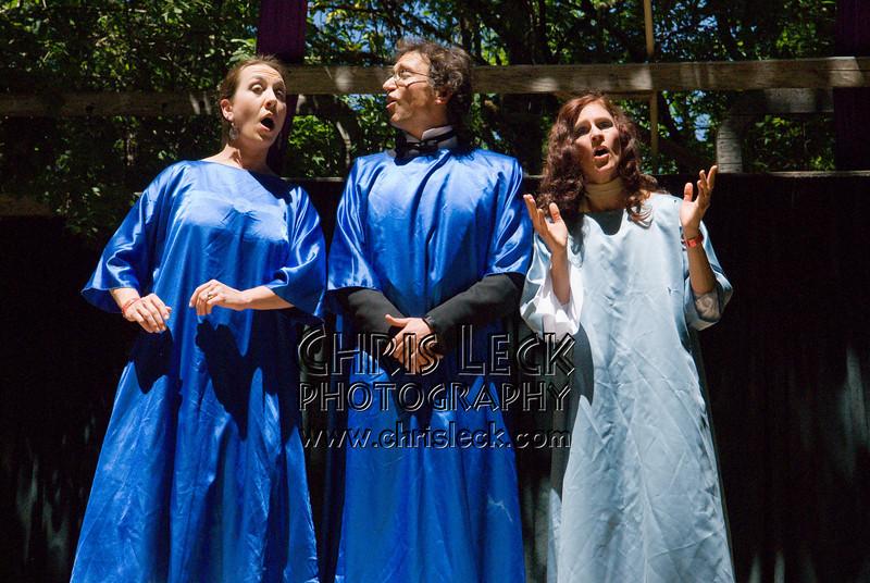'A Brief Choral Interlude' with Nancy Wood, Paul Safar, and Alli Bach