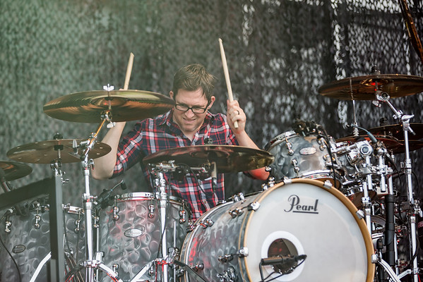 July 26, 2016 Chevelle at Farm Bureau Insurance Lawn at White River State Park in Indianapolis, Indiana. ©Vasquez Photography