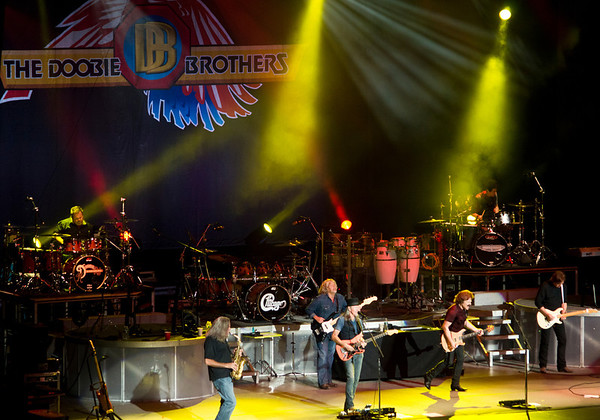 Chicago Doobie Brothers PNC 2012