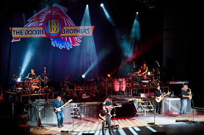The Doobie Brothers Live at The PNC Arts Center in Holmdel New Jersey.