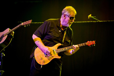 Richard Williams on guitar at the 2012 Freedom Fest for Wounded Warriors at George Mason University, The Patriot Center in Fairfax, Virginia.
